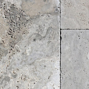 Vendor: 78, Ocean Silver XCH Travertine Pattern