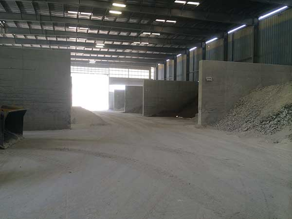 Porcelain Tile Manufacturing Step  Raw Materials