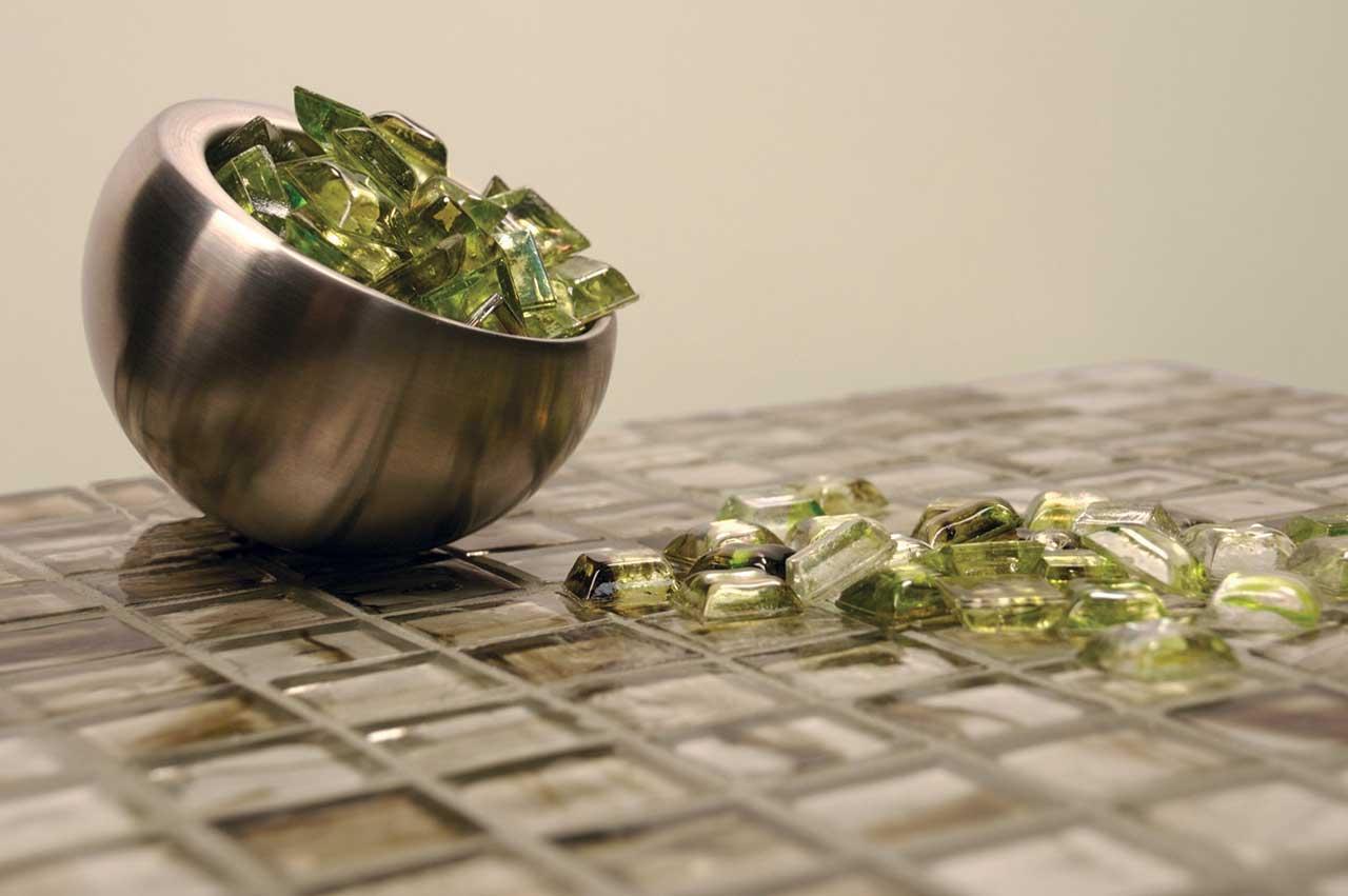 San Diego Marble Tile  Haute glass