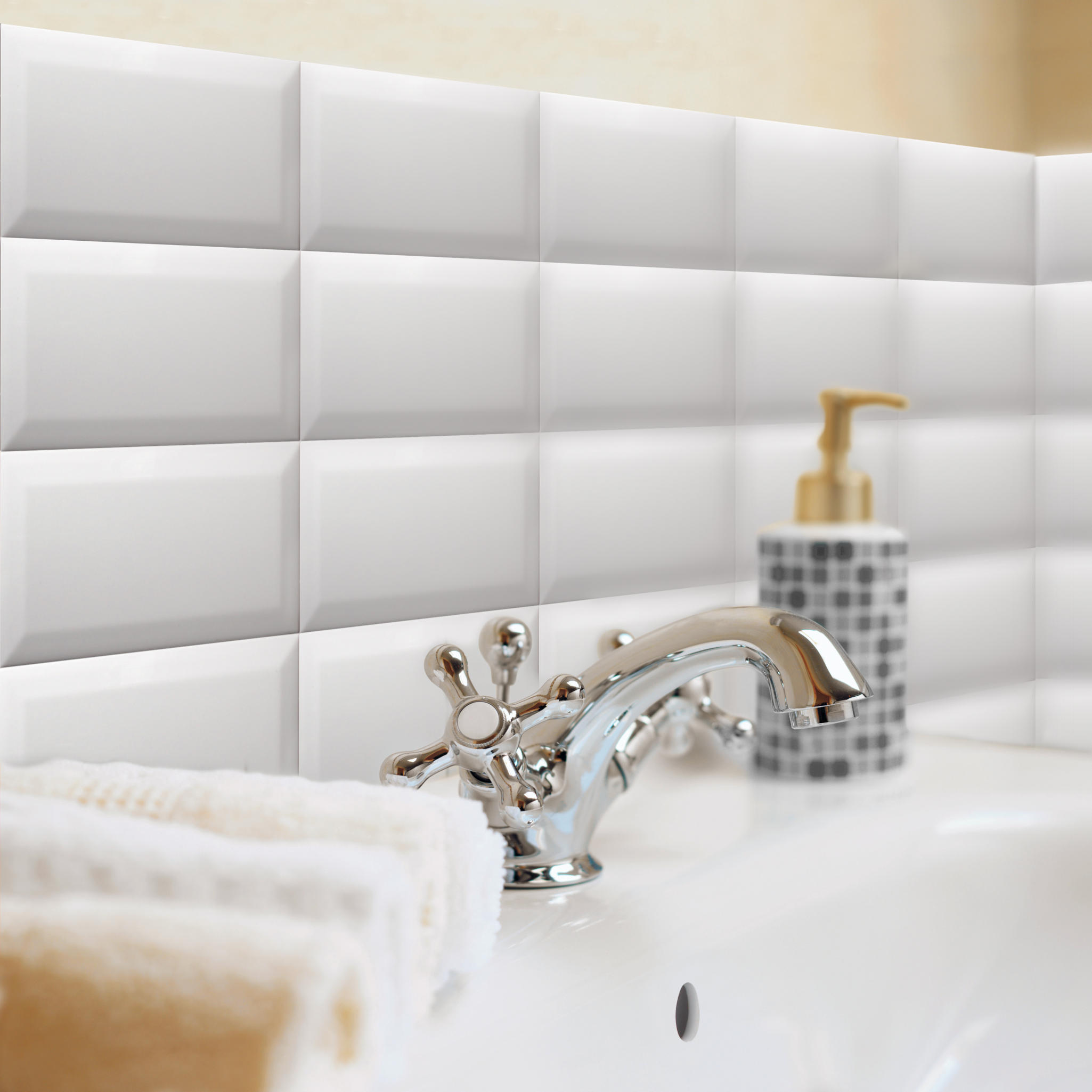 San Diego Marble Tile White Bevel Subway Tile.jpg