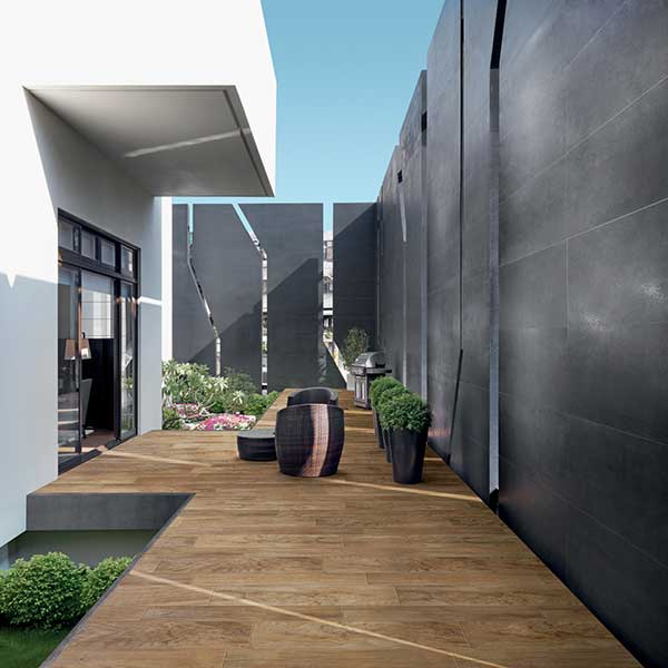 San Diego Marble Tile Wood Outdoor Porcelain