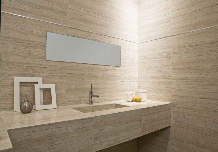 modern bath limestone facts san diego marble tile