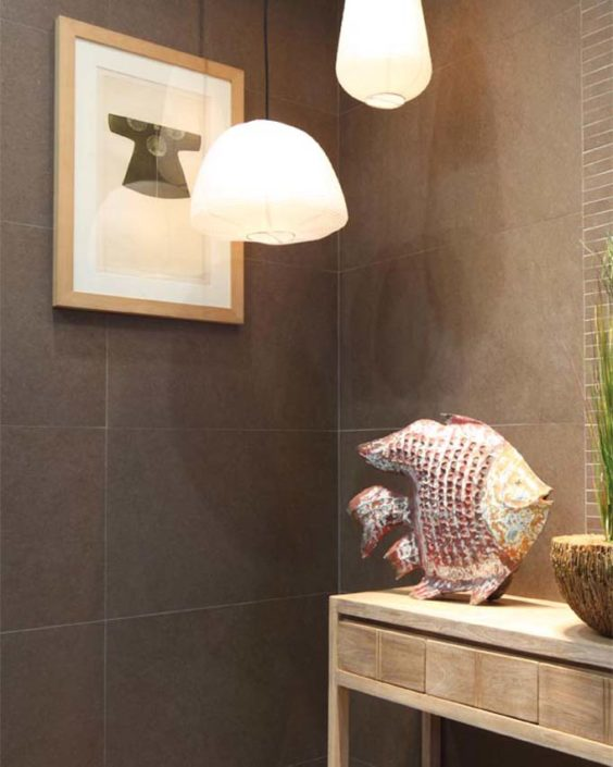SAN DIEGO MARBLE TILE BATHROOM PENTHOUSE MODERN CONTEMPORARY GreenCity Mocca