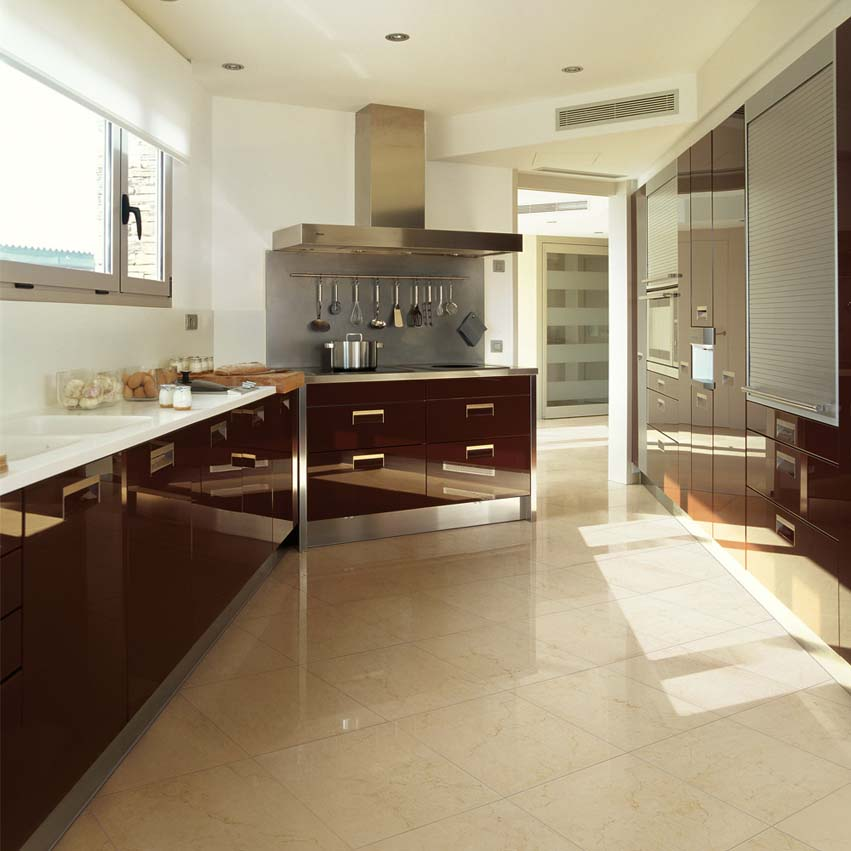 SAN DIEGO MARBLE TILE KITCHEN KITCHEN BEIGE Murano