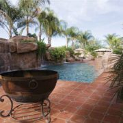 SAN DIEGO MARBLE TILE OUTDOOR Terracota