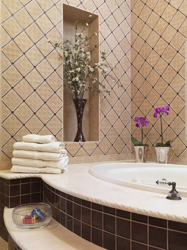 SNMRSRV  SAN DIEGO MARBLE TILE BATHROOM CERAMIC PORCELAIN