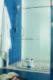 SAN DIEGO MARBLE TILE BATHROOM IRIS rays p brown
