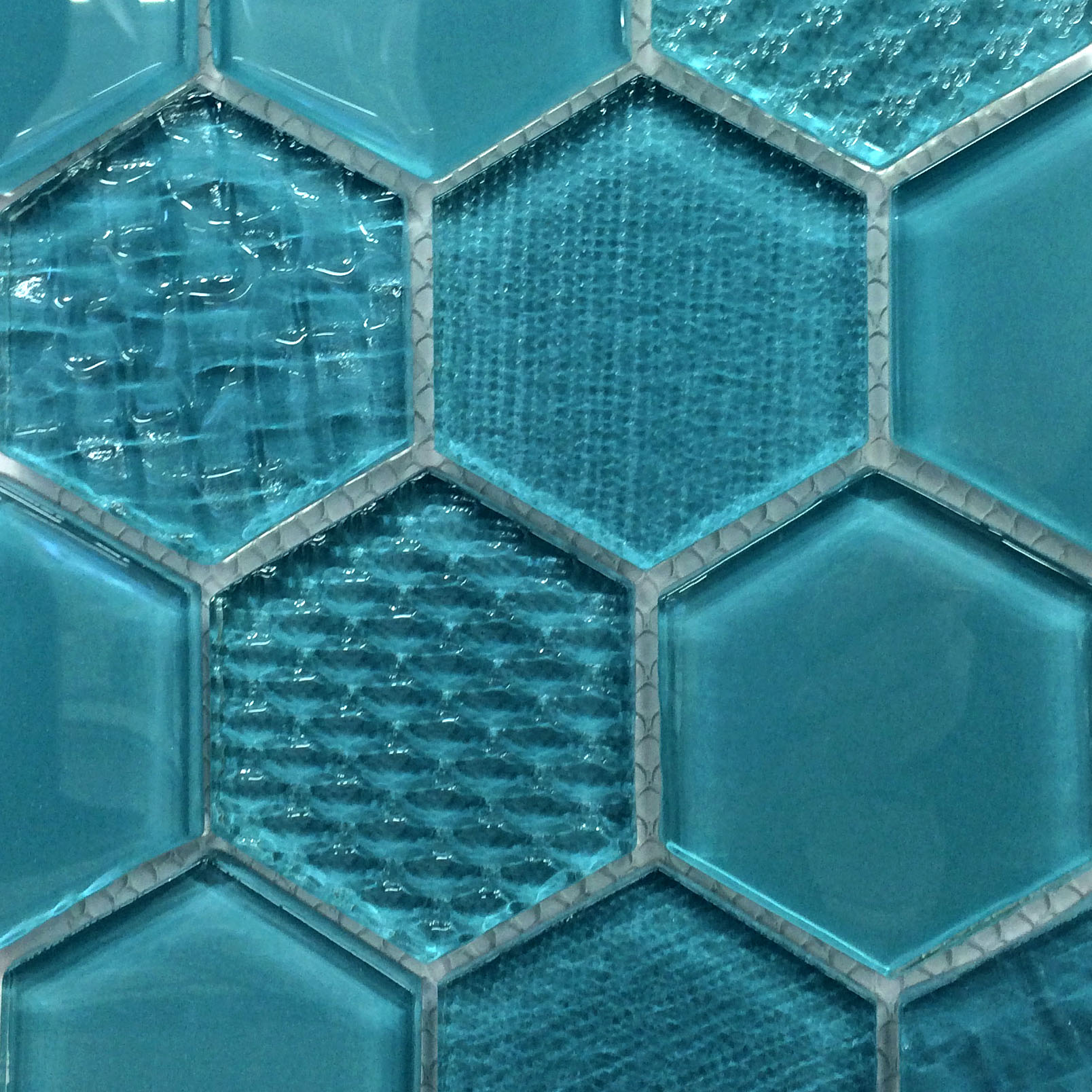 Glass Tile Texture Depth Endless Possibilities