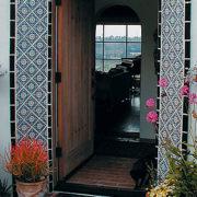 Vendor: 36  Line: Suprema Matte  Design: San Clemente Deco
