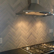 Vendor: 36  Tile: Suprema Gloss - Touch of Grey 2x8