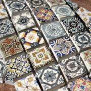 Vendor: 40  Pattern: Saybrook Deco Dots