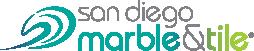 San Diego Marble Tile Logo